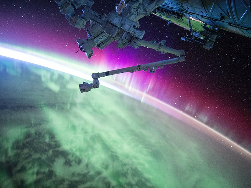 What has modern medicine learnt from humans in space?
